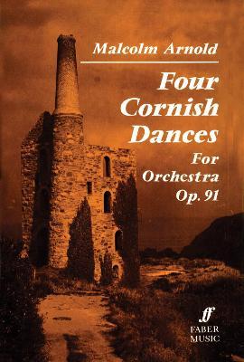 Four Cornish Dances (Paperback)
