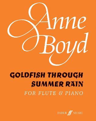 Goldfish Through Summer Rain (Sheet music)