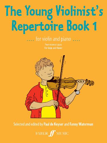 Young Violinist's Repertoire: Book 1: (Violin and Piano) (Paperback)