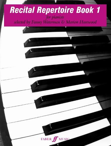 Recital Repertoire Book 1: for pianists (Paperback)