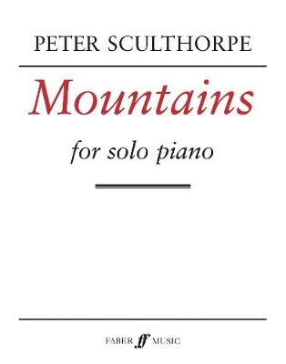 Mountains: (Solo Piano) (Paperback)