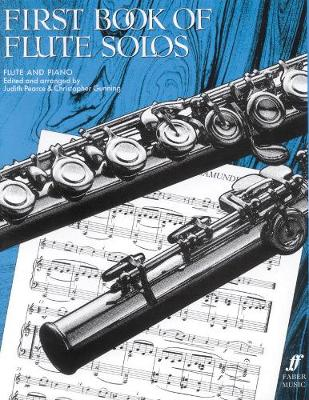 First Book of Flute Solos: (Complete) (Paperback)