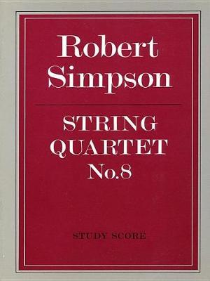 String Quartet No. 8 (Paperback)