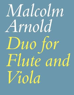 Duo for Flute and Viola (Paperback)