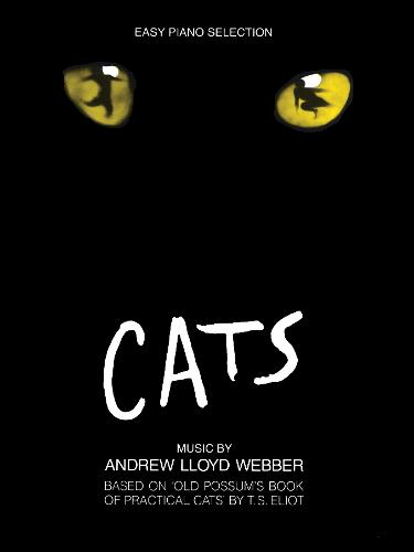 """Cats"": (Easy Piano Selection) (Paperback)"
