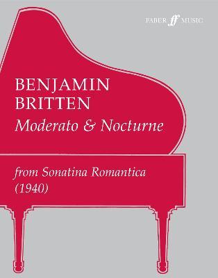 Moderato and Nocturne: (Piano) (Paperback)