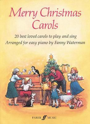 Merry Christmas Carols: (Piano) (Paperback)