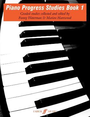 Piano Progress Studies Book 1 (Paperback)