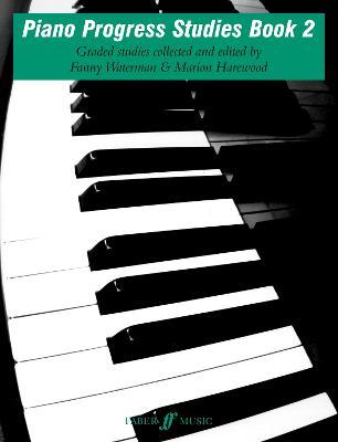 Piano Progress Studies Book 2 (Paperback)