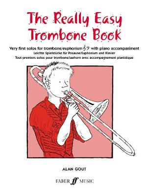 Really Easy Trombone Book - Really Easy (Paperback)