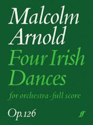 Four Irish Dances (Paperback)