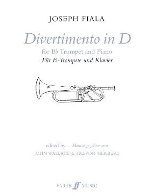 Divertimento in D: (Trumpet and Piano) (Paperback)