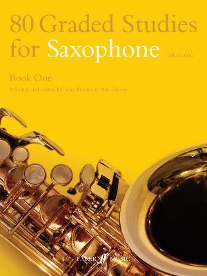 80 Graded Studies for Saxophone Book One - Graded Studies (Paperback)