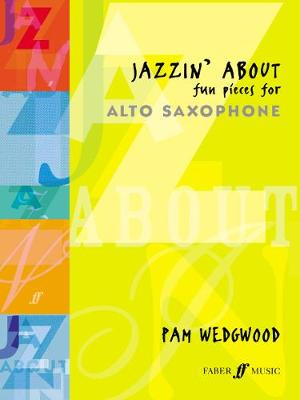 Jazzin' About: (Alto Saxophone and Piano) (Paperback)