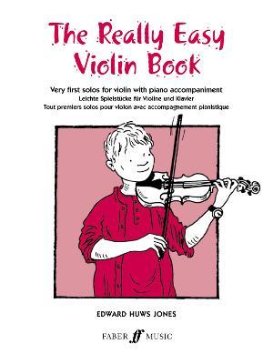 Really Easy Violin Book (Piano Accompaniment) - Really Easy (Paperback)
