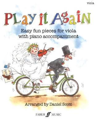 Play it Again: (Viola and Piano) (Paperback)
