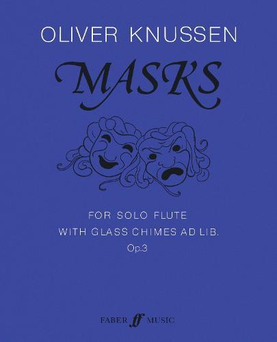 Masks: (Solo Flute) (Paperback)