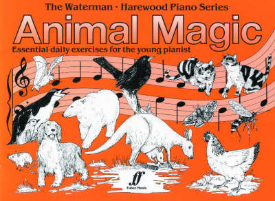 Animal Magic: (Piano Exercises) (Paperback)