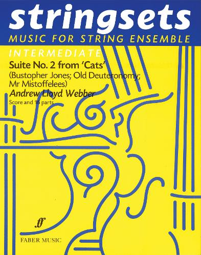 """Cats"" Suite 2: Stringsets (score and Parts) (Paperback)"