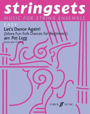Let's Dance Again!: (Score and Parts) - Stringsets (Paperback)