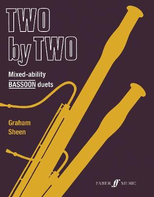 Two by Two: (Bassoon Duets) (Paperback)