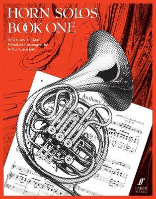 Horn Solos Book 1 (Paperback)