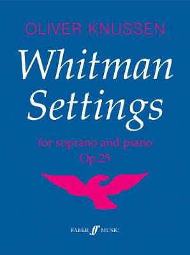 Whitman Settings (Paperback)