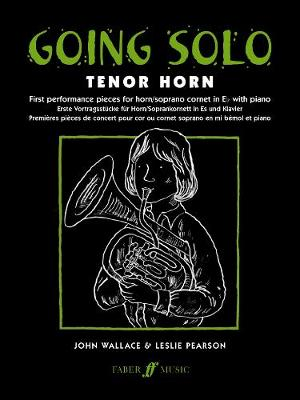 Going Solo (Tenor Horn) - Going Solo (Paperback)