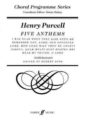 Five Anthems - Choral Programme Series (Sheet music)