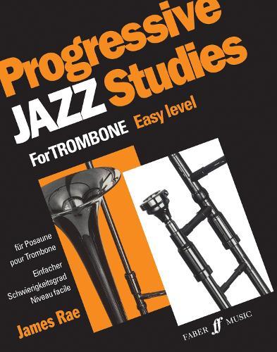 Progressive Jazz Studies 1 (Trombone) (Sheet music)