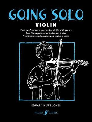 Going Solo: (Violin and Piano) (Paperback)