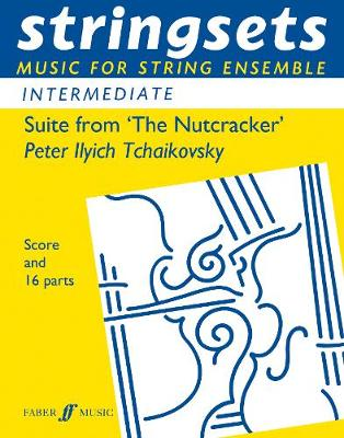 Suite from the Nutcracker: Stringsets (Paperback)