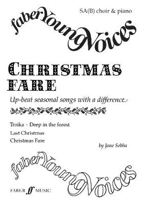 Christmas Fare - Faber Young Voices (Paperback)