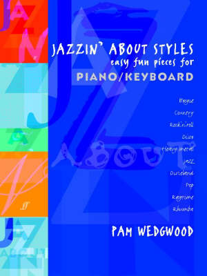 Jazzin' About Styles: (Piano) (Paperback)