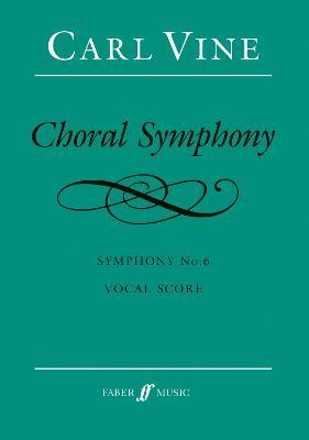 Choral Symphony: (Vocal Score) (Paperback)