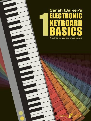 Electronic Keyboard Basics 1 - Basics Series (Paperback)