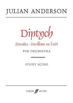 Diptych: (Score) (Paperback)