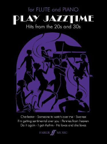 Play Jazztime: (Flute and Piano) (Paperback)