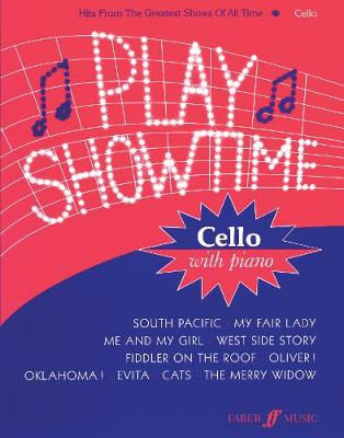 Play Showtime: (Cello and Piano) (Paperback)