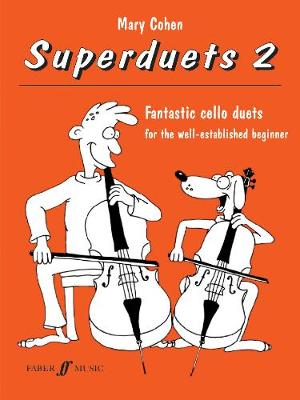 Superduets: Bk. 2: (Cello Duet) (Paperback)