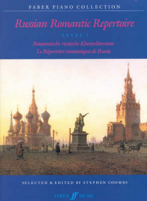 Russian Romantic Repertoire 1 (Paperback)