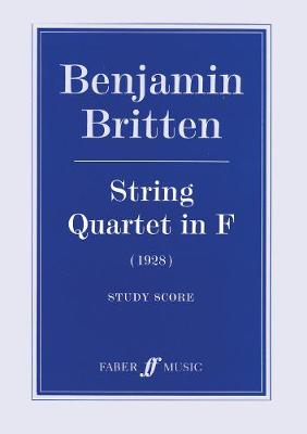String Quartet in F (Sheet music)