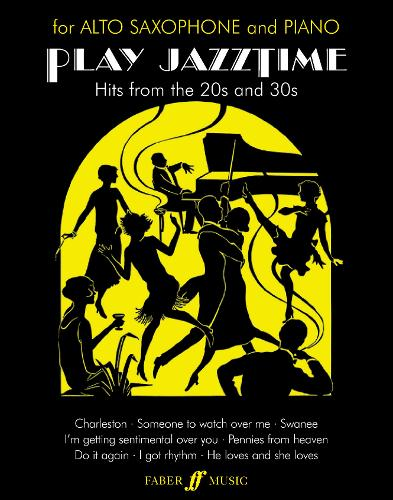 Play Jazztime (Alto Saxophone) - Play Series (Paperback)