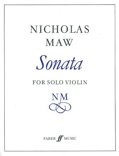 Sonata for Solo Violin (Paperback)