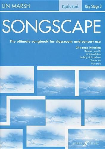 Songscape: Pupil's Book - Songscape