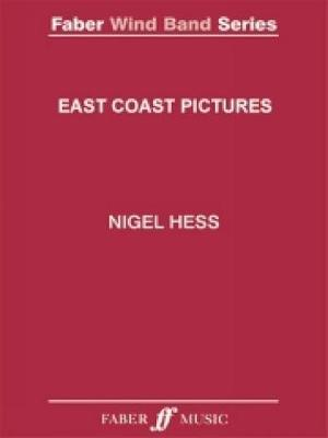 East Coast Pictures - Faber Wind Band (Paperback)