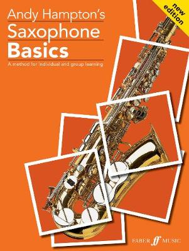 Saxophone Basics Pupil's book - Basics Series (Paperback)