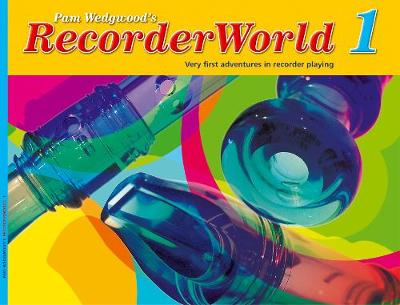 RecorderWorld pupil's book 1 (with CD) - RecorderWorld (Paperback)