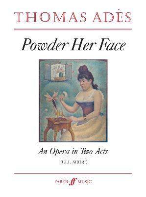 Powder Her Face (Full Score) (Paperback)