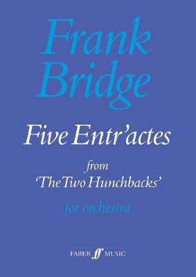 Five Entr'actes (Paperback)